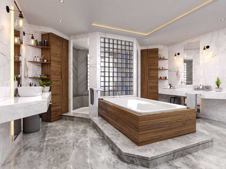 CURCIAL AREAS TO PAY ATTENTION TO WHILE RENOVATING THE BATHROOM